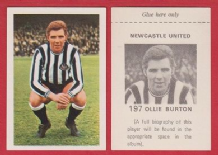 Newcastle United Ollie Burton